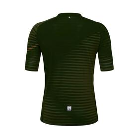 Santini Roccia Jersey SS Men verde militare